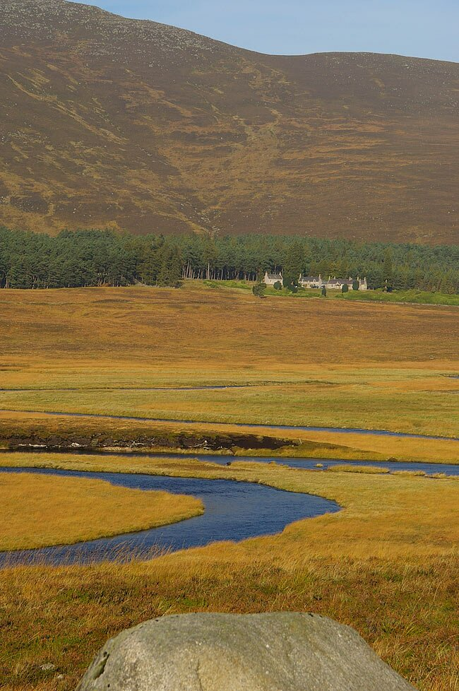 Меандры | Loch Muick: meanders in the hollow